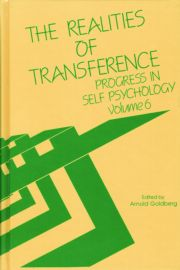 Progress in Self Psychology, V. 6 - 1st Edition book cover