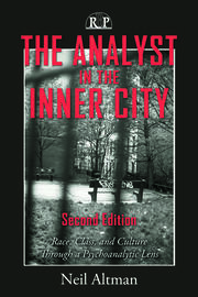 The Analyst in the Inner City - 2nd Edition book cover
