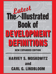 The Latest Illustrated Book of Development Definitions - 1st Edition book cover