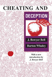 Cheating and Deception - 1st Edition book cover