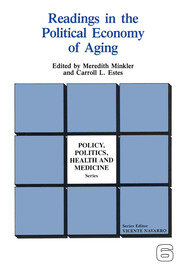 Readings in the Political Economy of Aging - 1st Edition book cover