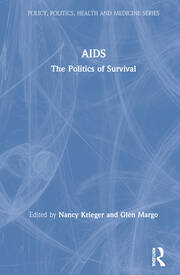 AIDS - 1st Edition book cover