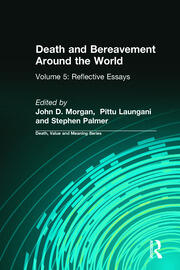 Death and Bereavement Around the World - 1st Edition book cover