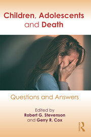 Children, Adolescents, and Death - 1st Edition book cover