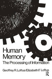 Human Memory - 1st Edition book cover