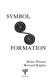Symbol Formation - 1st Edition book cover