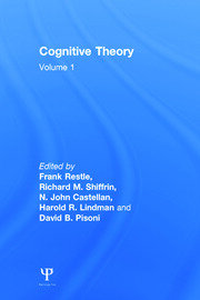 Cognitive Theory - 1st Edition book cover