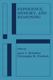 Experience, Memory, and Reasoning - 1st Edition book cover