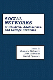 The First Compendium of Social Network Research Focusing on Children and Young Adult - 1st Edition book cover