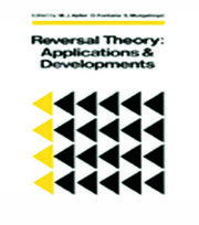 Reversal Theory - 1st Edition book cover