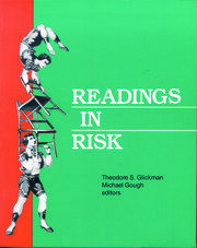 Readings in Risk - 1st Edition book cover