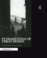Fundamentals of Urban Design - 1st Edition book cover