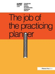 Job of the Practicing Planner - 1st Edition book cover