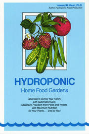 Hydroponic Home Food Gardens