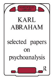 Selected Papers on Psychoanalysis - 1st Edition book cover