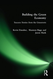 Building the Green Economy - 1st Edition book cover