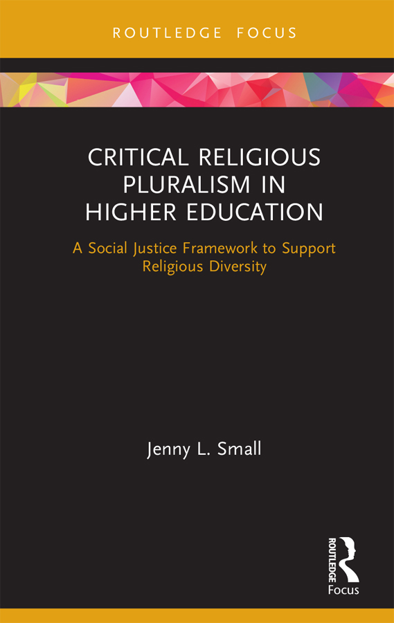 critical religious pluralism in higher education a social justice fra
