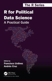 R for Political Data Science : A Practical Guide - 1st Edition book cover