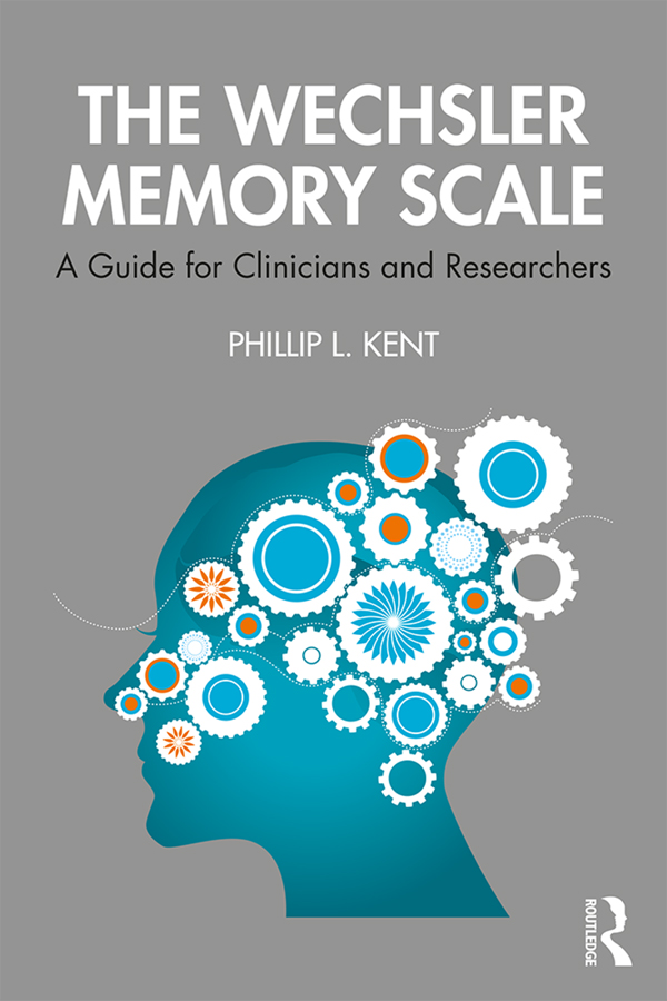 The Wechsler Memory Scale -  1st Edition book cover