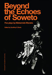 Beyound The Echoes Of Soweto - 1st Edition book cover