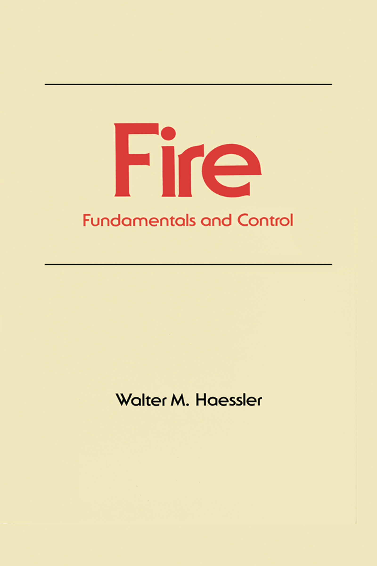 Fire - 1st Edition book cover