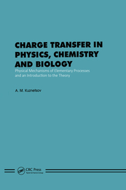 Charge Transfer in Physics, Chemistry and Biology - 1st Edition book cover