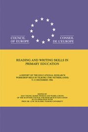 Reading And Writing Skills In Primary Education - 1st Edition book cover