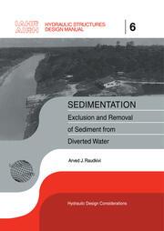 Sedimentation - 1st Edition book cover