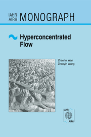 Hyperconcentrated Flow - 1st Edition book cover