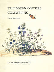 The Botany of the Commelins - 1st Edition book cover