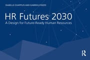 HR Futures 2030 - 1st Edition book cover