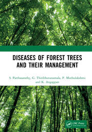 Diseases of Forest Trees and their Management - 1st Edition book cover