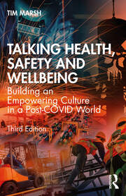 Talking Health, Safety and Wellbeing - 3rd Edition book cover
