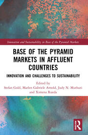 Base of the Pyramid Markets in Affluent Countries - 1st Edition book cover