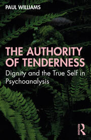 The Authority of Tenderness - 1st Edition book cover