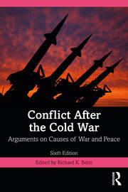 Conflict After the Cold War - 6th Edition book cover