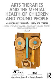 Arts Therapies and the Mental Health of Children and Young People - 1st Edition book cover