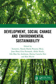 Development, Social Change and Environmental Sustainability: Proceedings of the International Conference on Contemporary Sociology and Educational Transformation (ICCSET 2020), Malang, Indonesia, 23 September 2020