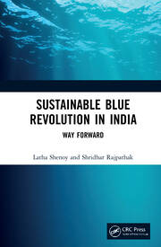 Sustainable Blue Revolution in India - 1st Edition book cover