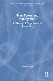 Tom Peters and Management - 1st Edition book cover
