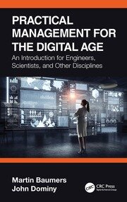 Practical Management for the Digital Age - 1st Edition book cover