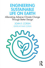 Engineering Sustainable Life on Earth - 1st Edition book cover