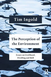 The Perception of the Environment - 1st Edition book cover