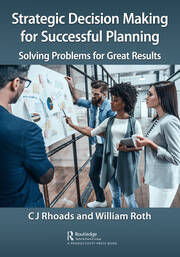 Strategic Decision Making for Successful Planning - 1st Edition book cover
