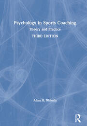 Psychology in Sports Coaching - 3rd Edition book cover