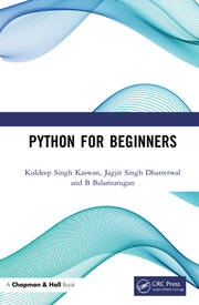 Python for Beginners - 1st Edition book cover