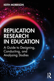 Replication Research in Education - 1st Edition book cover