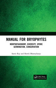 Manual for Bryophytes - 1st Edition book cover