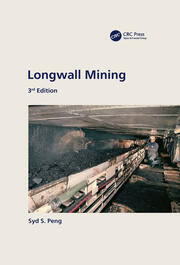 Longwall Mining, 3rd Edition - 1st Edition book cover