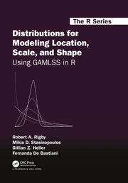 Distributions for Modeling Location, Scale, and Shape - 1st Edition book cover